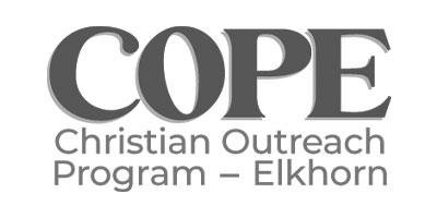Christian Outreach Program - Elkhorn logo