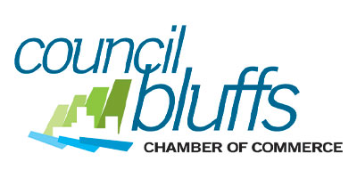 Council Bluffs Chamber of Commerce logo